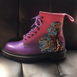 Dr. Martens 1460 Technique Boots ✨rare ✨